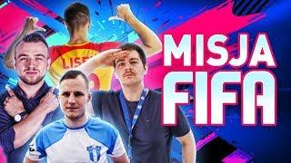 PACZKA Z IKONĄ! MISJA FIFA | JUNAJTED vs NAJLEPSI GRACZE W POLSCE W FIFA 19!