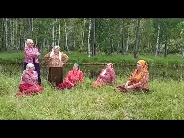 Народный фольклорный ансамбль «Звонница» с. Ефремкино, Ширинский район