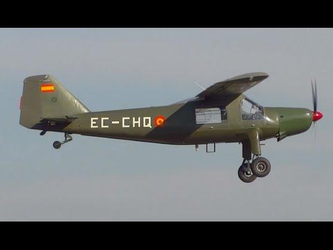 Dornier Do-27-A5 (EC-CHQ) en Aeropuerto de Sabadell