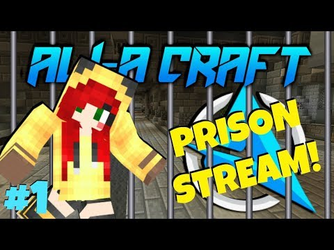PRISON IS BACK - Aliacraft Prison #1 | Phoenix Magik