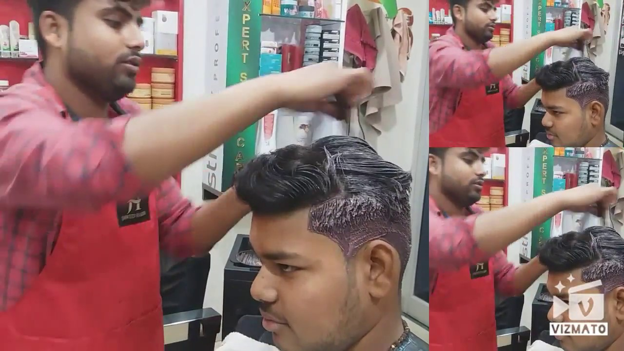 Tiger Shroff Fan Like Baaghi 2 Hair Style And Loreal Hair Color