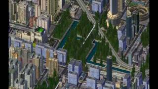 SimCity 4 - German Style City