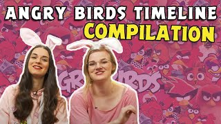 Angry Birds Timeline | Compilation 2