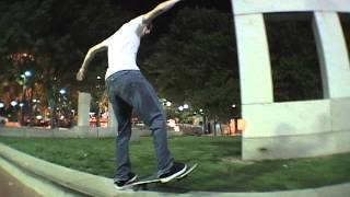 Pete Herron Skating Temple
