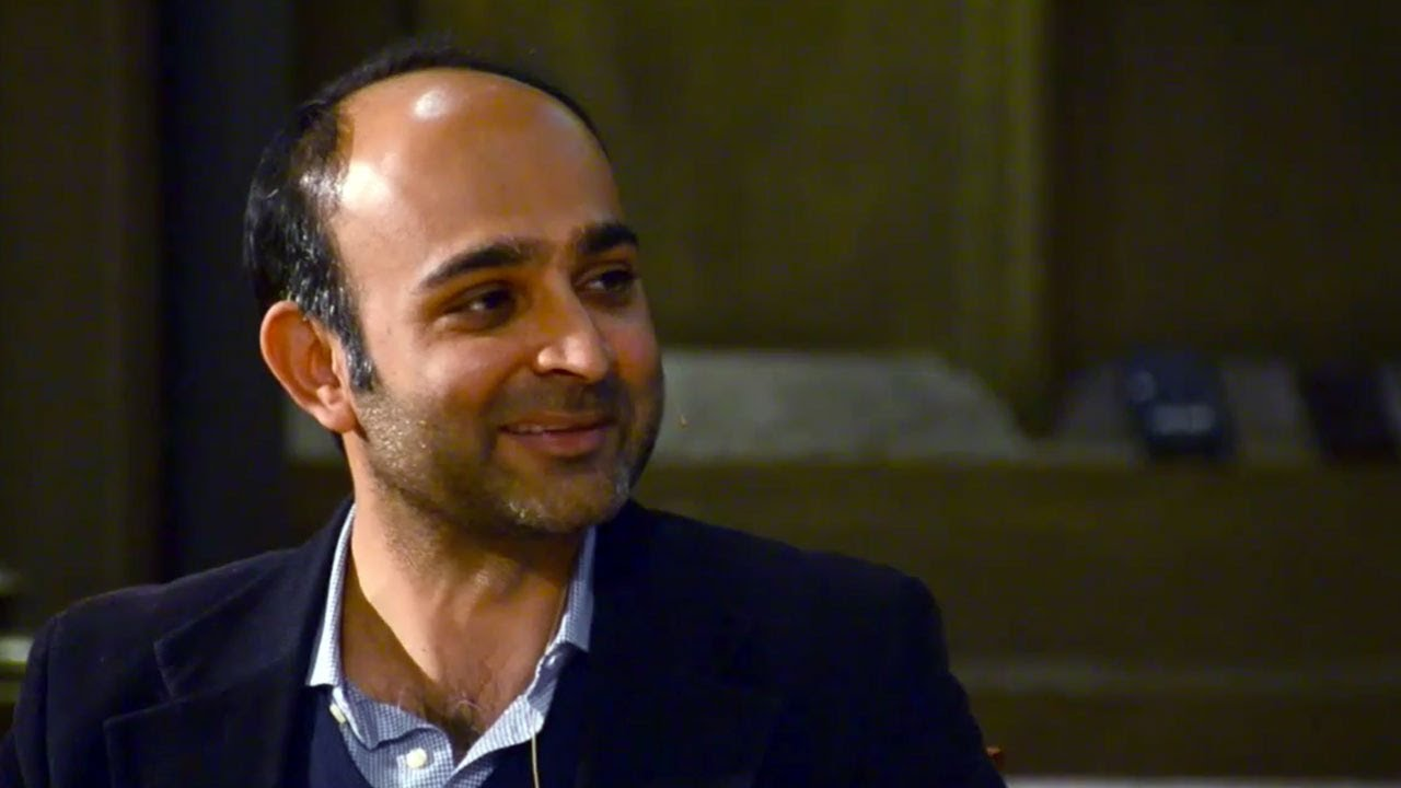 Mohsin Hamid How To Get Filthy Rich In Rising Asia Youtube