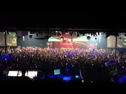 Steve Aoki Live in Tallahassee 2-6-12