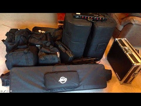 How I Organise and Prepare for an Event | Mobile DJ Tips
