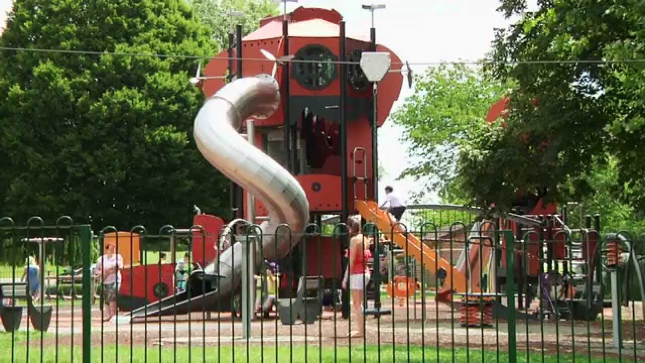 Proludic - Playground of the Future - Proludic UK