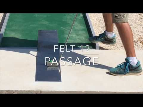 Felt Lane 12 - Passage (World Championships 2017)