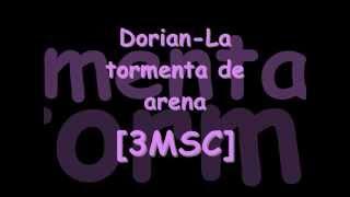 La Tormenta de Arena [3MSC]-con letra