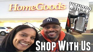 HomeGoods Shop With Us | Lets See What's Poppin' for SPRING & EASTER 2020 At HomeGoods