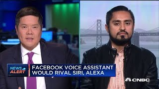 Facebook working on voice assistant technology that may rival Alexa, Siri: Sources
