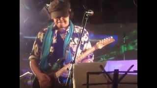 exハウンドドッグのギタリスト八島順一さんのバンド「BARBALIANS」に恋...