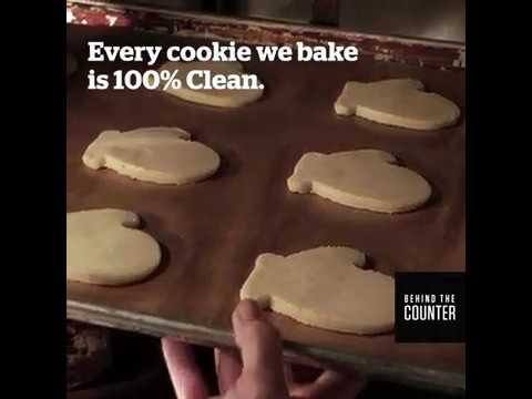 Behind the Counter: Cookies