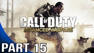 Call of Duty Advanced Warfare - Gameplay Walkthrough Part 15 - Mission 15 - Terminus