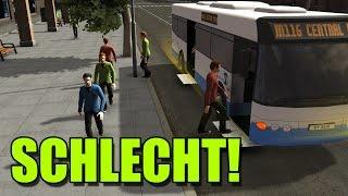 SCHLECHT IST NOCH ZU GUT! - NYC Taxi & NYC Bus Simulator | Ranzratte1337
