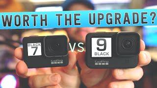 GoPro HERO 9 vs Hero 7 is it worth the upgrade ?