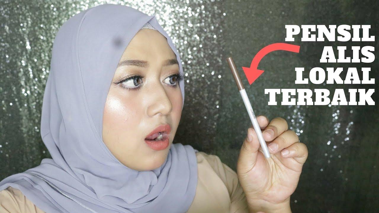 Wardah Eye Expert Matic Brow Pencil First Impression Review Irma Viva Liner Pensil Alis Original 13gr Melati