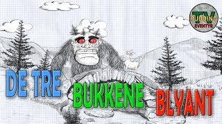 De tre bukkene Blyant - Norske eventyr