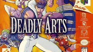 Smack Talk - Follow Your Dreamcast Episode 2: Deadly Arts (N64)