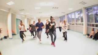 Audrey Carlita - Chorégraphie Ragga/Dancehall - Jessy Jagz ft Wizkid Bad Girl