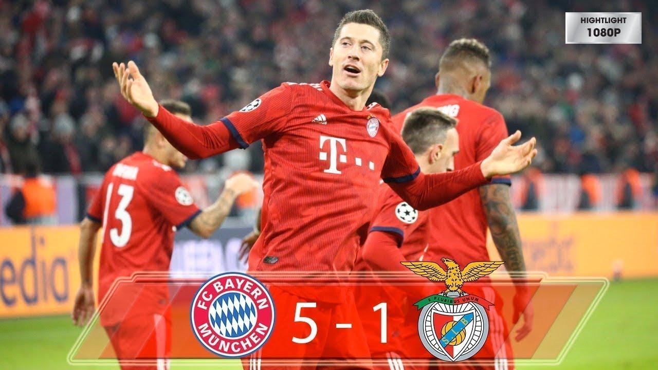 201305hasil Pertandingan Bayern Munchen Vs