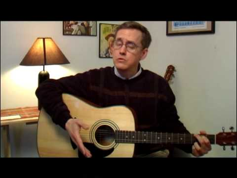 "The Guitar Corner Ep 1 - ""Hello"""