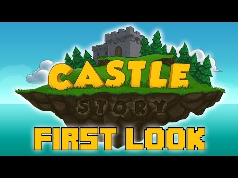 Castle Story - First Look | Game Review