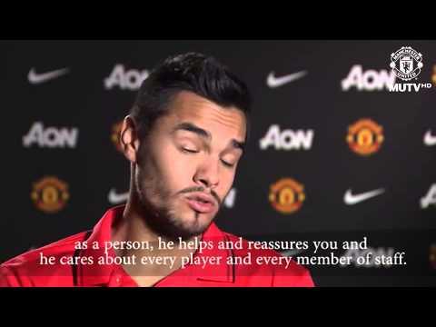 Sergio Romero debutará en el arco del Manchester United ante el Tottenham