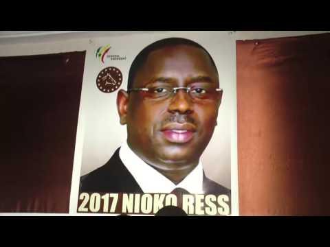 Mme Aminata Toure, Minitre de la Justice du Senegal rencontre les senegalais d'Amerique.de YouTube · Durée:  27 minutes 30 secondes