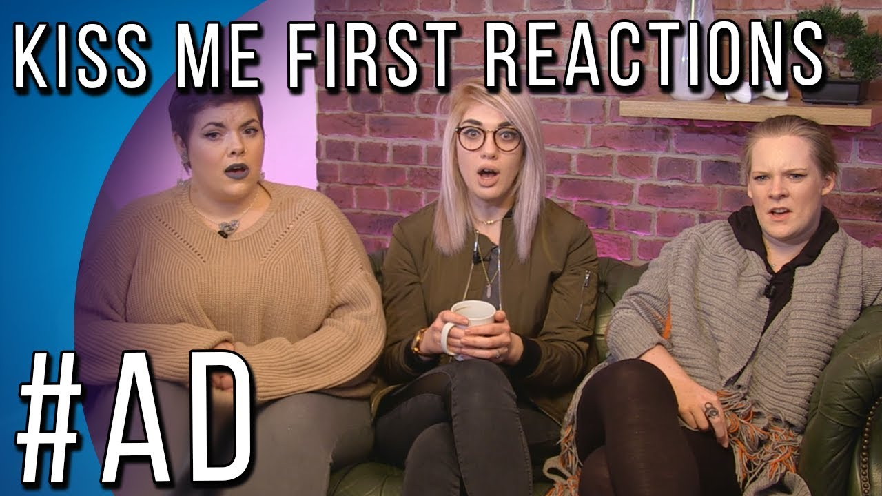 Download Kiss Me First - Shady Ladies React! #AD