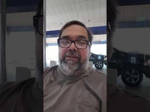 At the Laredo airport getting ready to fly home. Giving a recap of the past few days.
