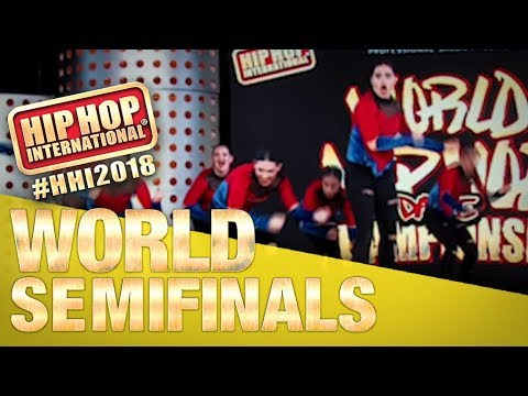 Nobility - South Africa (Varsity Division) at HHI's 2018 World Semifinals