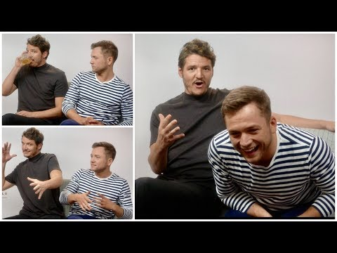 When Taron Egerton and Pedro Pascal Sing About Sex During