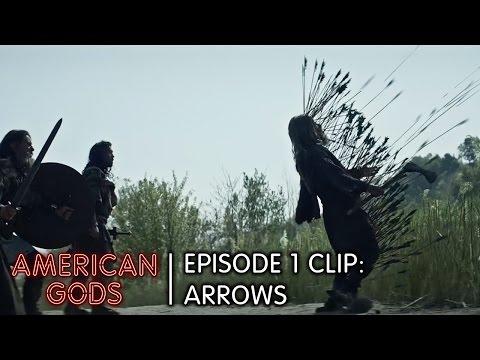 Episode 1 Clip: Arrows   American Gods