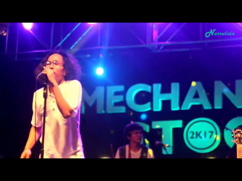 Fourtwnty - Desember (Efek Rumah Kaca Cover, Live at MECHANICAL STOCK 2017)