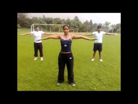 Antes del ejercicio acondicionamiento muscular for Acondicionamiento fisico
