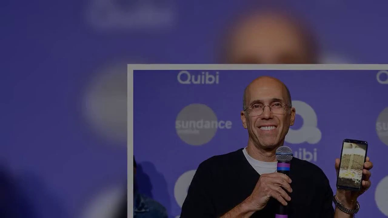 Quibi founder Jeffrey Katzenberg blames coronavirus for the ...