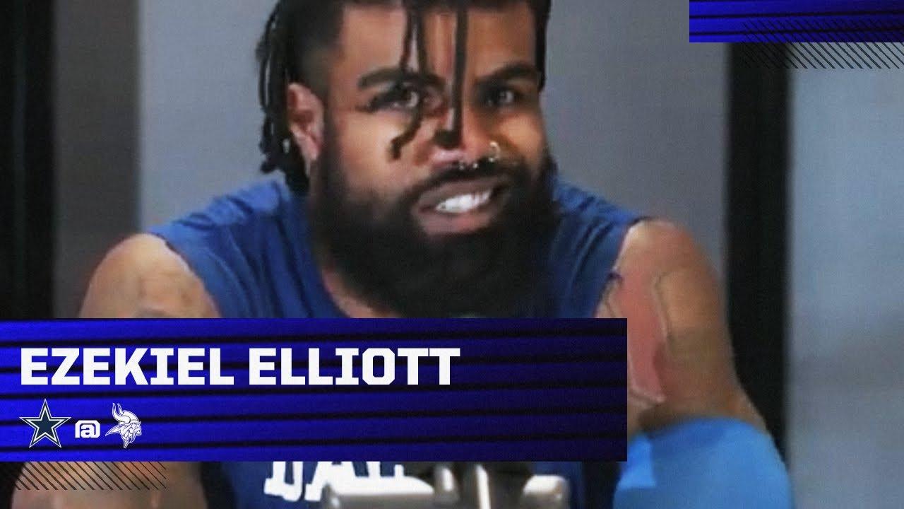 Ezekiel Elliott: He's Gonna Have A Helluva Career | Dallas Cowboys 2020