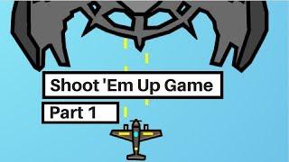Scratch Tutorial: How to Make a Shoot 'Em Up Game (Part 1)
