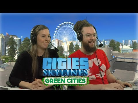 Cities: Skylines - Green Cities - Week 14