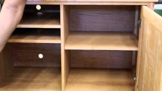 Shaker Style Media Cabinet, Part I (introduction)