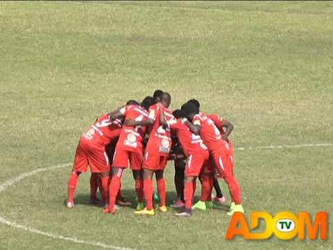 Badwam Sports on Adom TV (12-2-18)