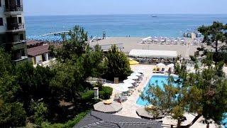 3- х звёздочный отель всё включено октябрь  Бодрум.