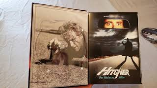 Up Close of Hitcher 1986 (Cover A Mediabook) Bluray (Nameless) from Diabolikdvd