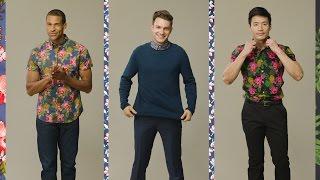 9 Ways To Wear a Floral Print Shirt | Bonobos