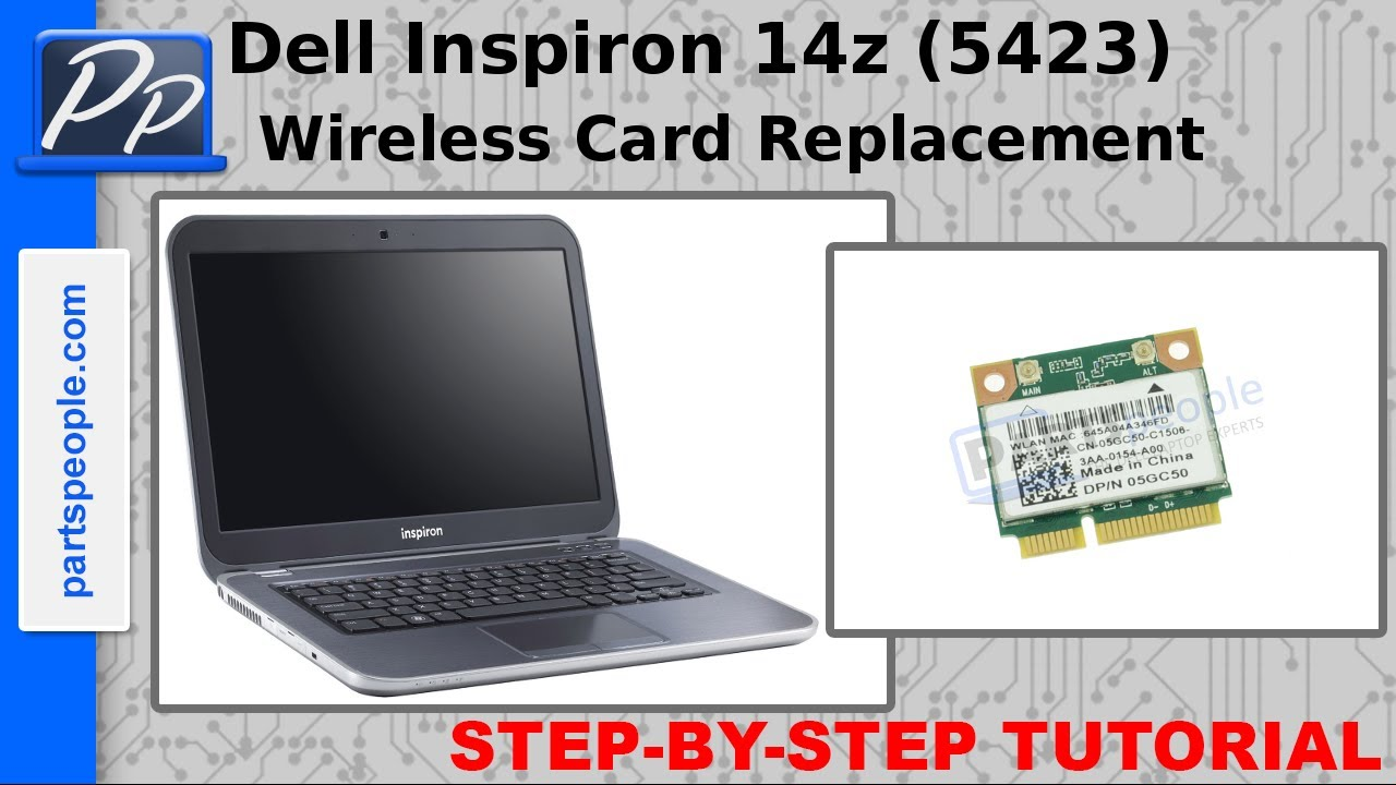Dell Inspiron 14Z 5423 Notebook WiFi Driver Windows 7