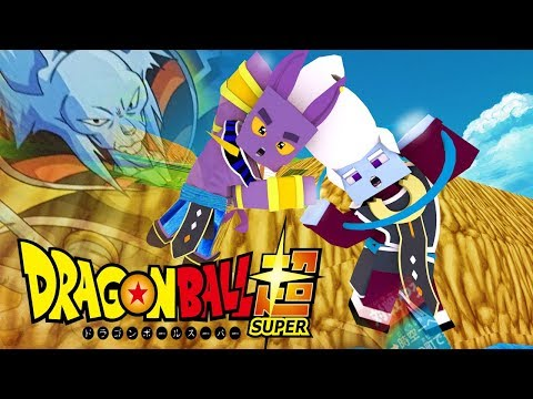Minecraft: DRAGON BALL SUPER - A FUSÃO DE BILLS E WHIS ? 15