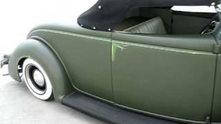 36 Ford Roadster Walkaround