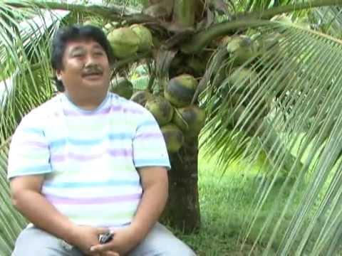 Wilfredo Baje Jr. - Gawad Saka CY2014 Outstanding Coconut Farmer (Region IX)